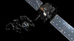 Philae-se-separa-de-Rosetta-con-destino-a-su-cometa