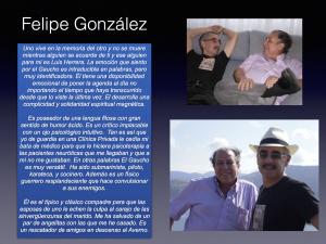 FelipeGonzalez