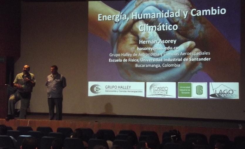 Energía, Humanidad y Cambio Climático