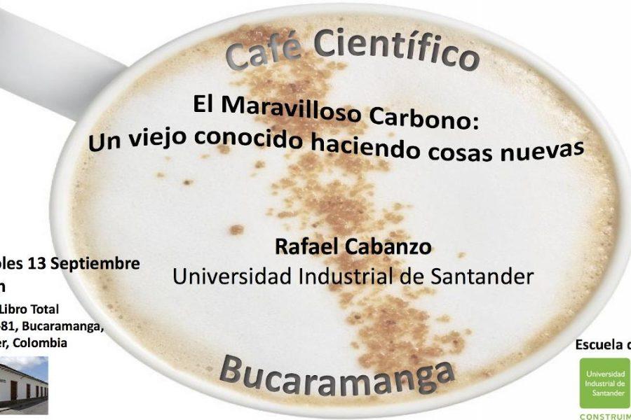 El Maravilloso Carbono