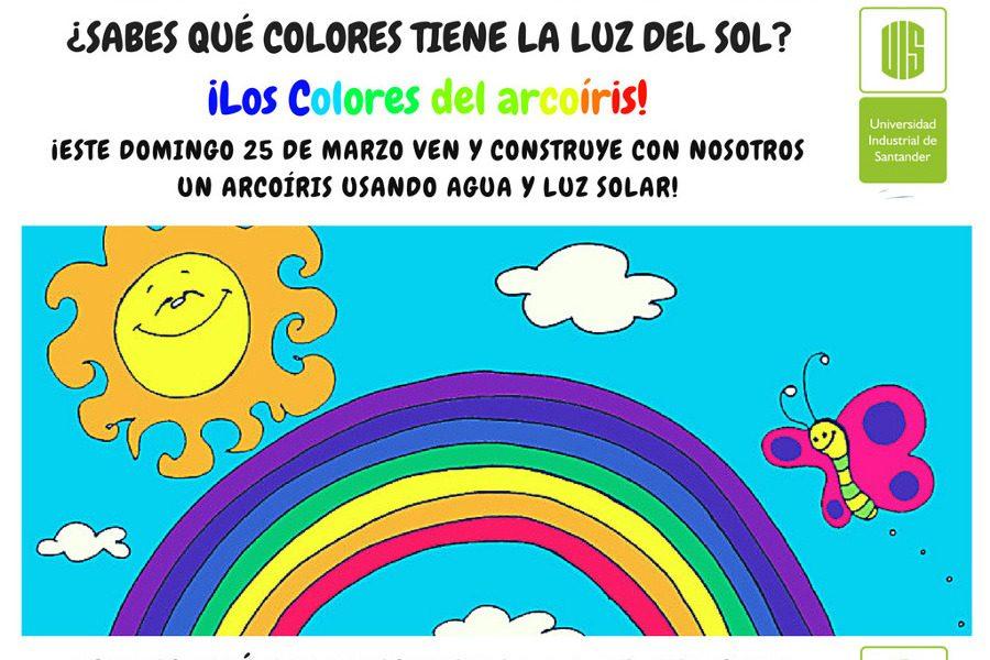 Los Colores Del Arcoíris, marzo 25