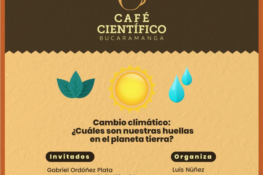 Cambio Climático #CaféCientífico