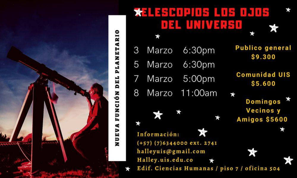 #Planetario Esta Semana