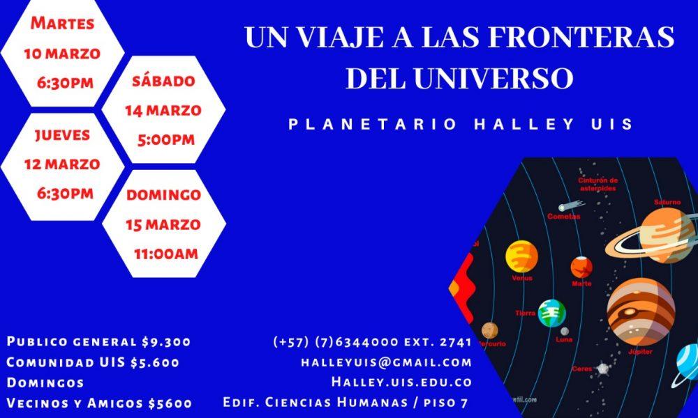 Fronteras del Universo #Planetario
